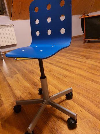 Krzesło obrotowe dla dziecka