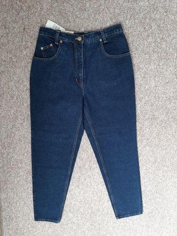 Женские джинсы MOM-Бойфренды Racing Horse 100%Cotton. Размер XL-40