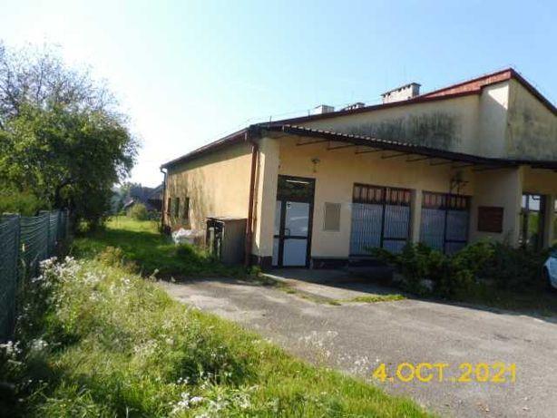 Do sprzedania budynek handlowo-usługowy, w gminie Alwernia!