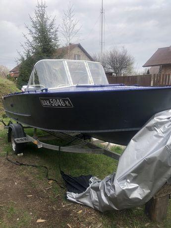 Лодка Прогресс 2