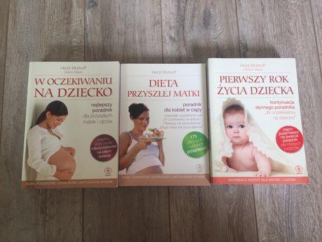 Heidi Murkoff - Pierwszy rok życia dziecka, w oczekiwaniu na dziecko