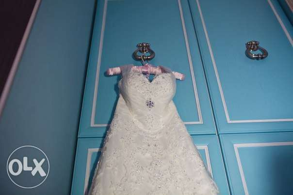 Свадебное платье Франция Miss Kelly Цена снижена!!