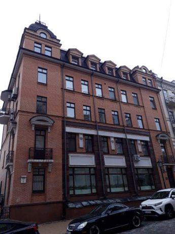 Аренда офиса 128 кв.м., в центре Подола, Андреевский спуск 1а