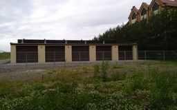 Garaż do wynajęcia przy ul. Korczaka ( 500  zł brutto )
