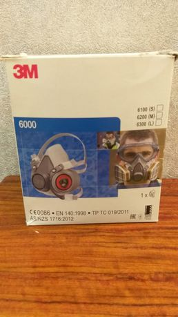 Полумаска для многоразового использования 3М
