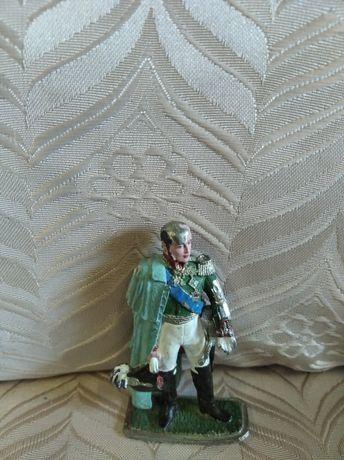 Stary Ołowiany żołnierzyk Napoleon
