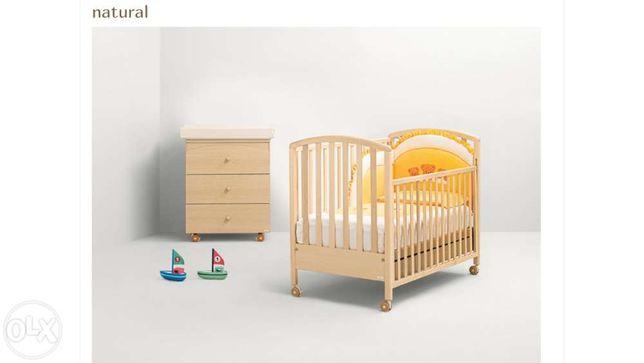 Ліжечко дитяче Mibb Італія