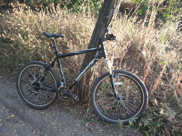 Горный велосипед Comanche Tomahawk FS Black 26