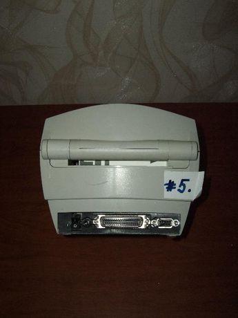 Zebra LP2844 - термо принтер этикеток штрихкода лейб Новой Почты