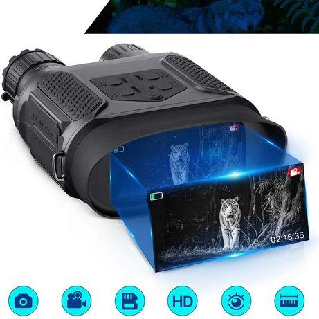Цифровой прибор ночного видения бинокль Camorder NV400-B 7x31 Охота
