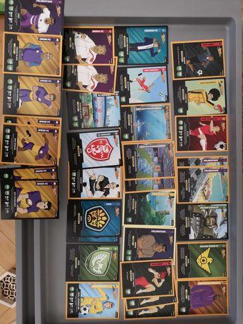 Karty Supa Strikas kolekcja 1