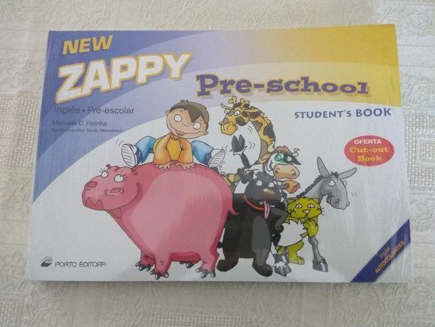New Zappy Pre-school Student's book