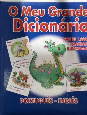 O meu grande dicionário Português-Inglês