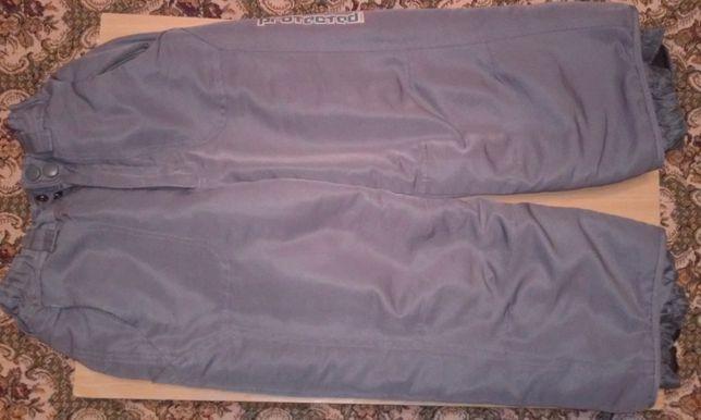Очень теплые штанишки унисекс,недорого