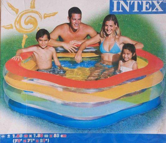 Продам надувний басейн в гарному стані!