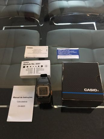 Relógio Casio Multifunctional