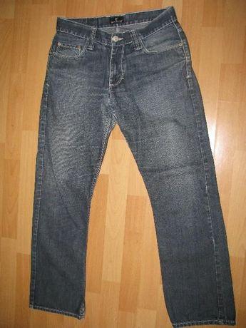 BRUNO BANANI firmowe męskie spodnie dżinsowe w rozmiarze W33 L32