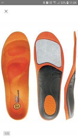 Wkładki do butów Sidas