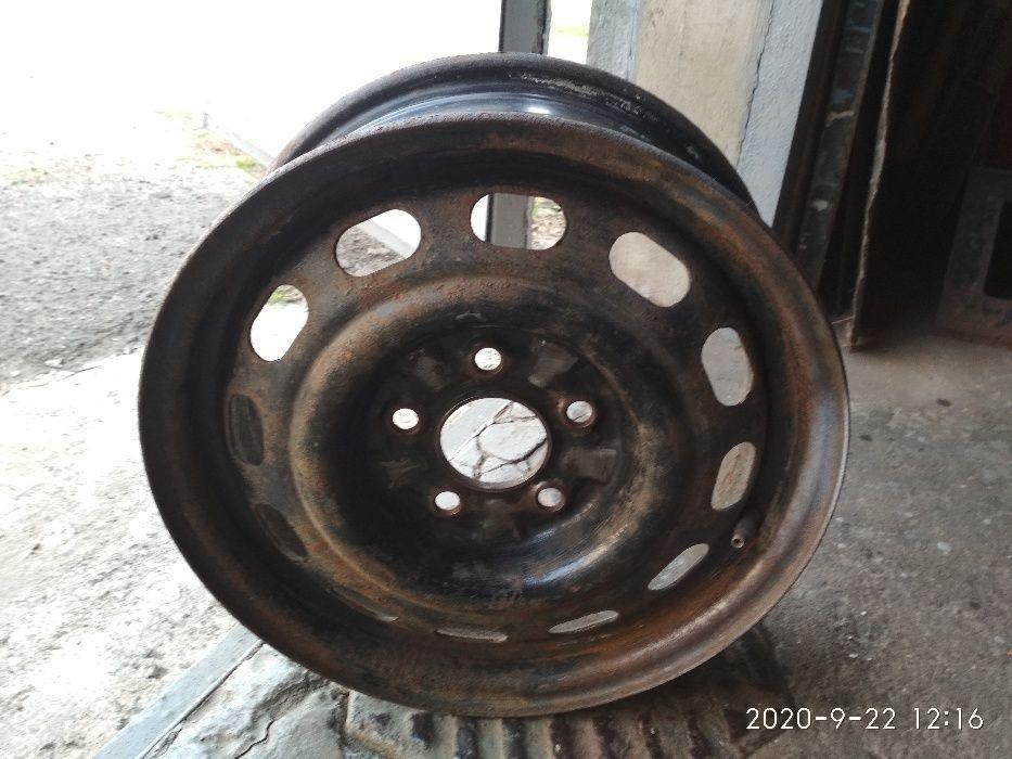 Продам диск R 15 на пять болтов Сміла - зображення 1