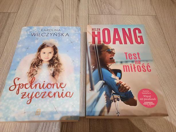 Test na miłość Hoang nowa