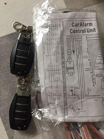 Центральный замок(Car alarm system)