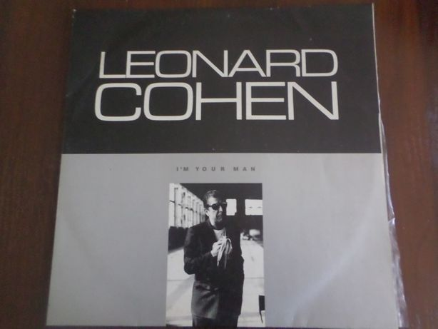 "Leonard Cohen, ""I'm your man "","