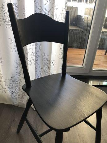 Krzesło odnowione prl