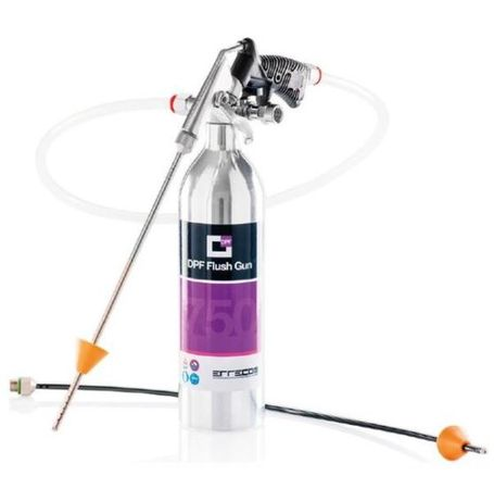 Pistolet do DPF,czyszczenie filtrów i katalizatorów