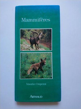 Книга енциклопедія Mammiferes на французській мові