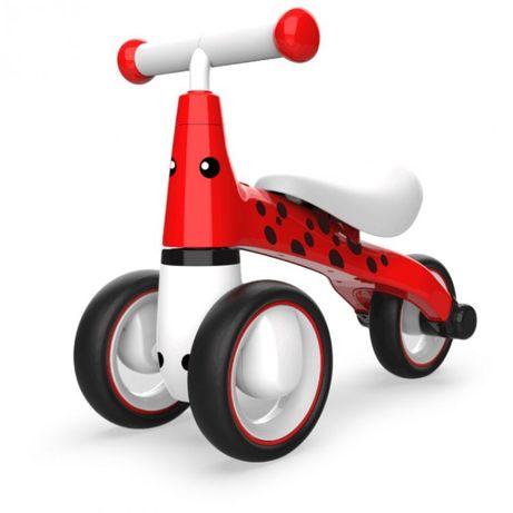 "Rowerek biegowy jeździk mini rower ""Flaming"" Ecotoys"