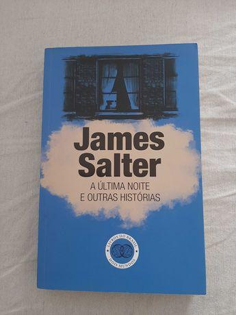 COM PORTES-A Última Noite e outras Histórias-James Salter/Col. 2Mundos