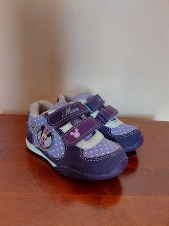 Buty dziewczęce rozmiar 22