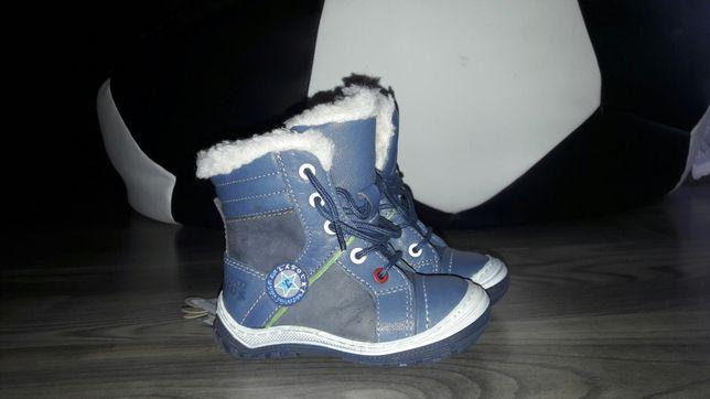 Buty zimowe chłopięce 21 Lasocki Kids