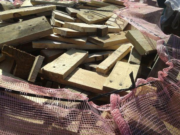Pocięte palety,drewno,drzewo na opał jak i rozpałkę suchutkie 1m3-130z