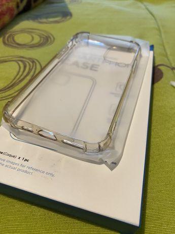 Capa iphone 11 Pro  transparente