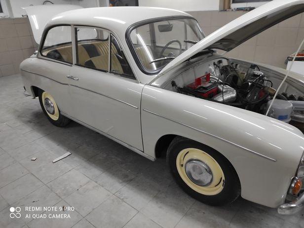 Syrena 105 model WSM nie FSM FSO rok 1973