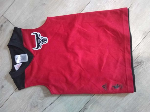 Koszulka dziecięca bulla NBA adidas s/140