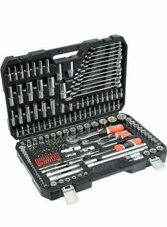 Набор Ключей Комплект Yato 216 YT-38841 Набір інструментів Yato Польща