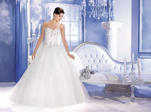 Vestido de noiva Kelly Star KS 156-22