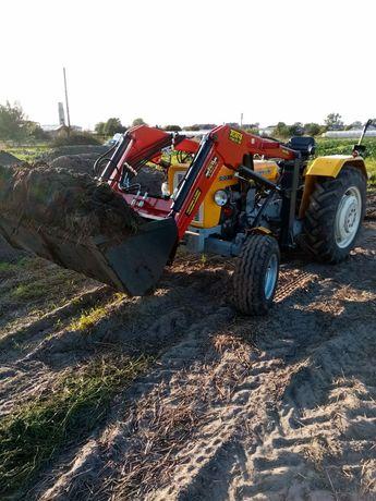 Ładowacz Tur 4 Euro Ramka 900kg Hit Mega Zobacz jedyny taki c330 .328