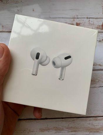 Оригинал! Наушники Apple AirPods 2/Pro Новые. Чехол в подорок!