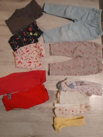Spodnie, leginsy