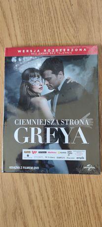 Ciemniejsza strona Greya DVD nowa