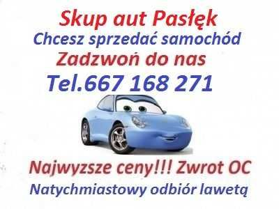 Skup aut Pasłęk/skup samochodów