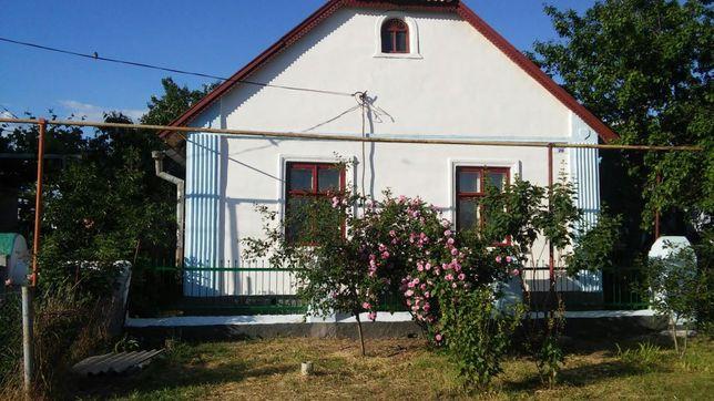 Продам дом в с. Червонознаменка -70 км от Одессы по Киевской трассе