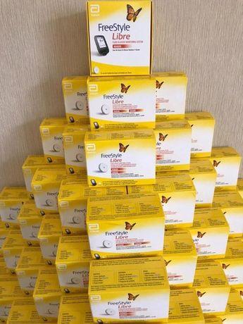 сенсори FreeStyle Libre 1, Англія оригінал, датчик діабету в наявності