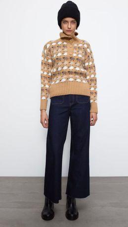 Кофта Zara, коллекция 2020