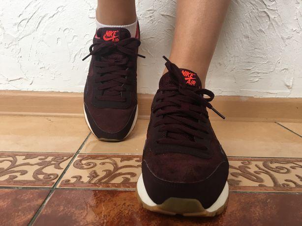 Продам кроссовки Nike Air Reebok Ecco кросовки кожа