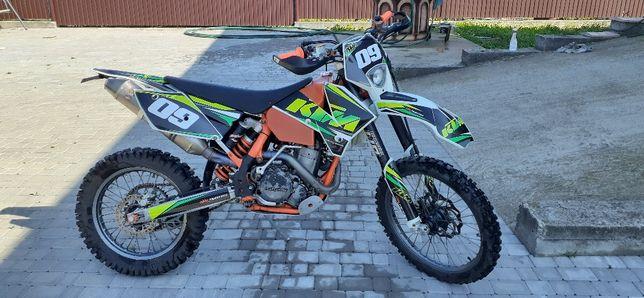 ktm 450 exc 2007