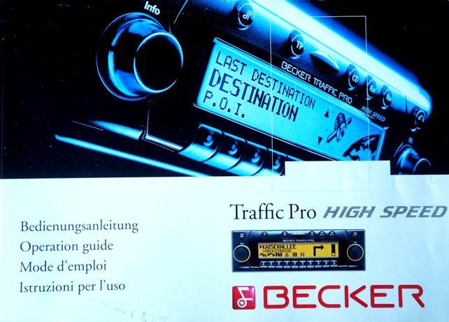 / Car AUDIO / BECKER / Car Audio / NAVIGACJA / Stan BDB /